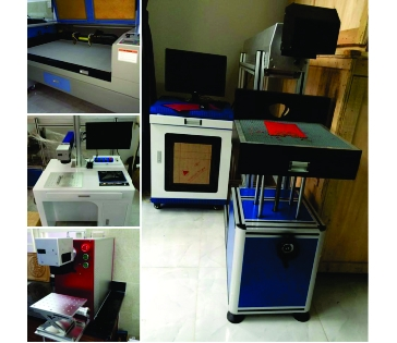 Giá máy khắc Laser trên thị trường
