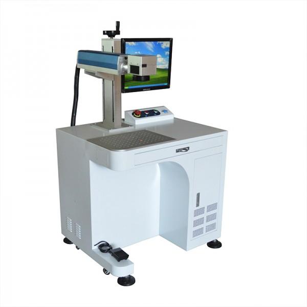Máy Laser Fiber khắc kim loại